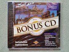 Transparent Language Bonus CD - Language Software - Unitype GlobalWriter - New!