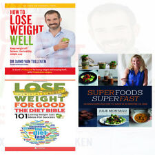 Superfood Superfast 3 Books Collection Set Lose Weight Good  Diet to Lose weight