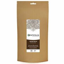 Centifolia - Henné Brun Noir - Reflets pour Cheveux bruns - Poudre 250g