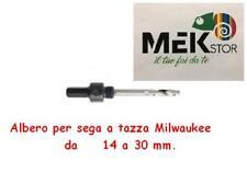 Albero per seghe a Tazza 14-30mm Milwaukee 49567010