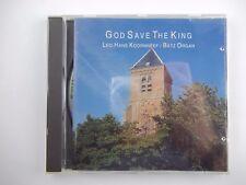 GOD SAVE THE KING Leo-Hans Koornneef, Batz Organ Nieuwenhoorn Church Music CD