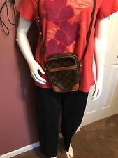 Authentic Louis Vuitton Danube PM  Cross Body / Shoulder Bag