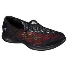 Ladies Skechers Go Step Lite-wispy Slip on Open Weave Go Walk Comfort Shoes Us9