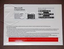 Microsoft Windows 10 Pro Professional 64 bit Full Version DVD & Laptop