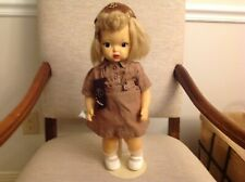 Vintage Terri Lee Doll Brownie with Blond Hair