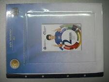 AGGIORNAMENTO ABAFIL x folder 2 euro commemorativo SAN MARINO 2012 DECENNALE TYE