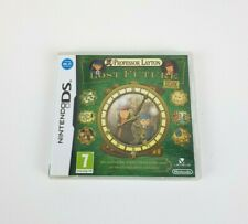 Professor Layton and the Lost Future - PAL - Nintendo DS / 3DS / 2DS Game