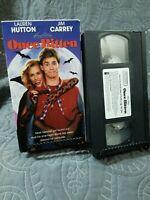Once Bitten [-VHS, 1986 (1995)] Lauren Hutton, Jim Carrey 80s Vampire Comedy