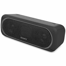 Sony SRS-XB40/BLK Portable Wireless Bluetooth Speaker, 24HR BATT