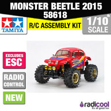 58618 TAMIYA VW RED MONSTER BEETLE 2015 RWD 1/10TH R/C KIT RADIO CONTROL