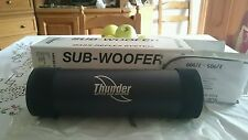 Subwoofer thunder active 2/909 4""