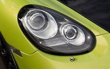 Porsche 987 Boxster Cayman 2nd gen Black Headlights R Version Halogen fitment