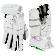 Maverik M4 Lacrosse Goalie Gloves - White