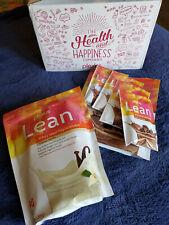 Plexus Lean Whey Meal Replacement Vanilla & Milk Chocolate Shake Mix 11/2020