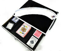 Close-Up Case With Drawer For Magician Magic Tricks Carrying Box Illusions Fun