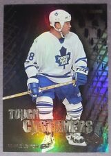 2003-04 Upper Deck Tough Customers #TC-13 Tie Domi Toronto Maple Leafs