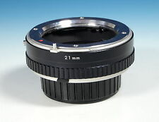 Zwischenring extension tube 21mm pour Minolta MC Bague allonge - (203113)