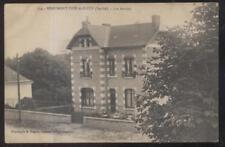 Postcard FRANCE  Beaumont Pied de Boeuf Les Acacias 1907