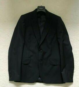 Paul Smith PS  Blazer Jacket in Blue Size 38 Wool Mohair blend