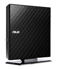 Asus SDRW-08D2S-U/B/G/ACI/AS SDRW-08D2S-U External DVD-Writer - Retail Pack