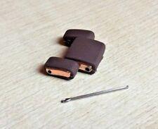 De rechange marron lien s'adapte Emporio Armani AR5891 Bracelet de montre/bracelet/BAND