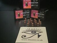 Norica Monster Copper  plated Air Gun Pellets, .22 / 5.5mm, Qty 150,Free P&P