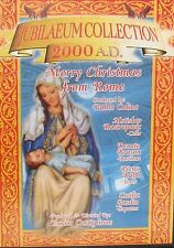 Jubilaeum Collection Merry Christmas from Rome NEW FREE SHIP DVD ITALY MUSIC