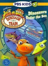 Dinosaur Train Dinosaurs Under The SE 0841887012621 DVD Region 1