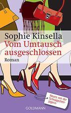 Sophie Kinsella ~ Vom Umtausch ausgeschlossen: Ein Shopaholic- ... 9783442456901