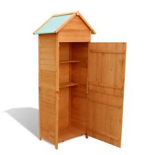 Armadietto armadio da giardino box porta attrezzi in Legno Impermeabile