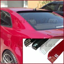 For 09-13 Kia Forte Koup EX SX Coupe 2DR Painted B Type PU Roof Spoiler Add Wing
