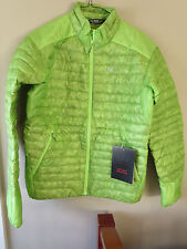 Mens New Arcteryx Cerium SL Jacket Size Medium Color Mantis Green