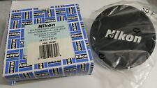 Genuine Nikon Cover For AF 14mm f/2.8D ED Lens Slip-On Front Lens Cap Case Pouch