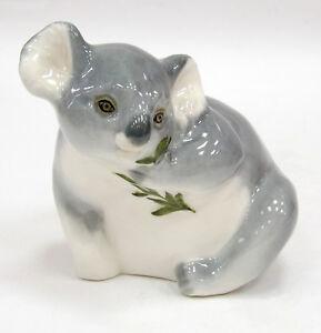Koala  Lomonosov Porcelain Figurine Russia IFZ