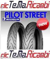 COPPIA GOMME SCOOTER  80/80/14 2 PNEUMATICI MICHELIN PILOT STREET PIAGGIO FREE