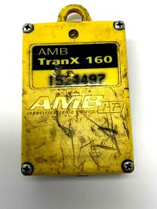AMB Mylaps TranX 160 Transponder - No Subscription - Race / Kart / Motocross