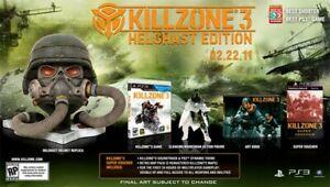 Killzone 3 Helghast Edition (PS3)
