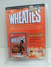 1999 Wheaties 75 Years Of Champions 24K Gold Signature Ali mini box collectibles