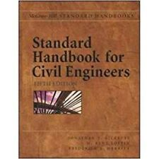 Standard handbook for civil engineering