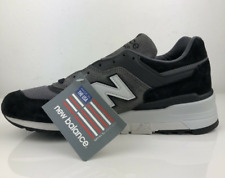 New Balance M997CUR Black/Grey Made In USA Mens Size US 8.5