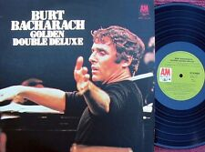 Burt Bacharach ORIG JAP 2LP Golden double deluxe EX Baroque Pop Film Music