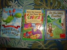 Harcourt Readers - Fact?, Leveled for Grades 2 - 2.5, with Questions, 3 Books