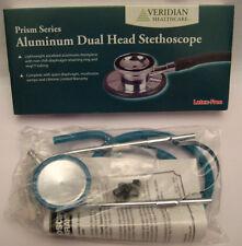 Veridian Dual Head Stethoscope Teal