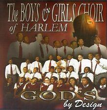Boys & Girls Choir of Harlem - GOD'S BY DESIGN CD