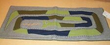 POTTERY BARN KIDS CHANDLER LUMBAR SHAM 14 X 36 SNAKE WOOL BOYS BEDROOM #218