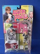 "Austin Powers - Moon Mission Mini Me - 3"" Action Figure 1999 McFarlane Toys Nib"