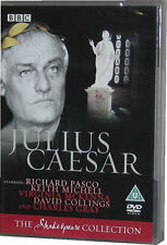 Julius Caesar BBC Shakespeare Collection DVD New Sealed