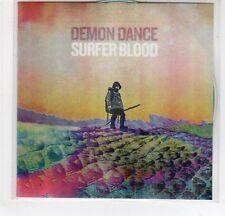 (EF452) Demon Dance, Surfer Blood - 2013 DJ CD
