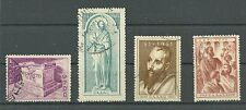 "Greece 1951 Vlastos Nr. 657 - 660 ""St. Paul's Anniversary"" Used."