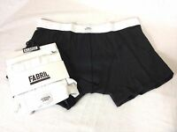 New Fabric 2 Pack Trunks Boxers  Mens Size XL Black White Adult  A131-26